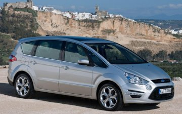 Rent  Group K1: Ford S-MAX DIESEL or similar