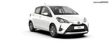 Rent  Group C: Toyota Yaris AC or Similar