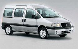 Rent  Group L: Fiat Scudo Minibus AC
