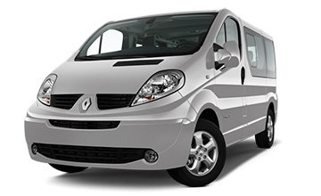 Rent  Group L1: Renault Trafic 9 Seats
