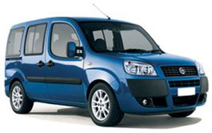 Rent  Group K: Fiat Doblo AC or Similar