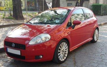 Rent  Group D: Fiat Grande Punto or similar