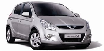 Rent  Group D1: Hyundai i20 AC or Similar