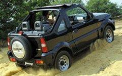 Group G: Suzuki Jimmy 1.3 4X4