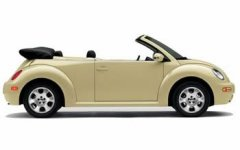 VW New Beetle Cabrio AC